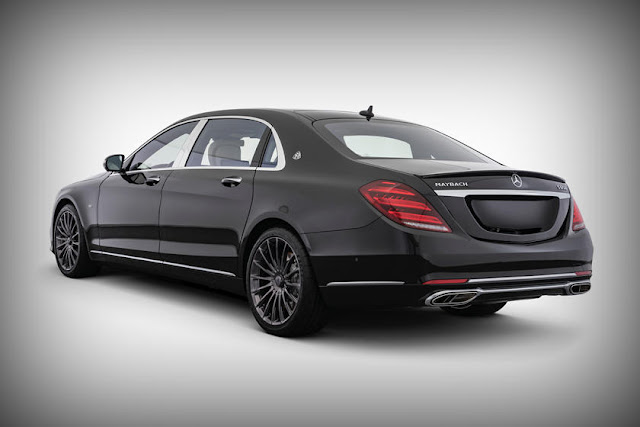 Đánh giá Mercedes Maybach S650 2020