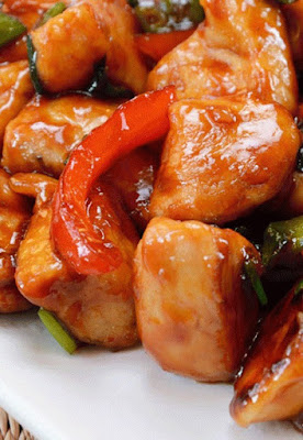 fried chili chicken