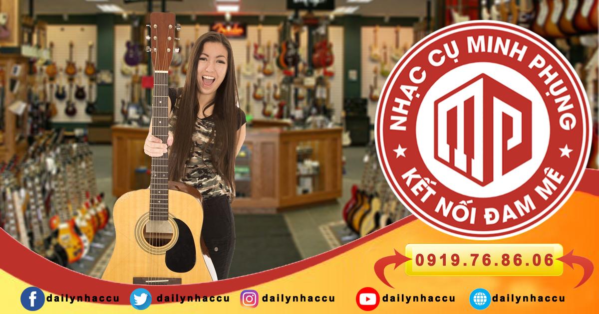 Có nên mua đàn guitar Yamaha cũ hay không?