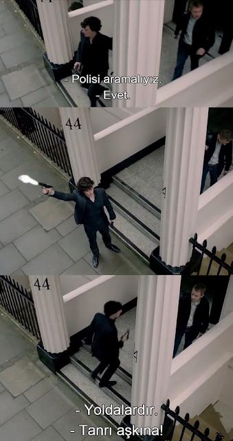 Sherlock Holmes'dan Sözler ve Replikler