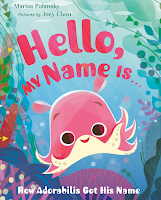 https://www.amazon.com/Hello-My-Name-Adorabilis/dp/0374305064/ref=sr_1_1?keywords=hello+my+name+is&qid=1579129960&s=books&sr=1-1