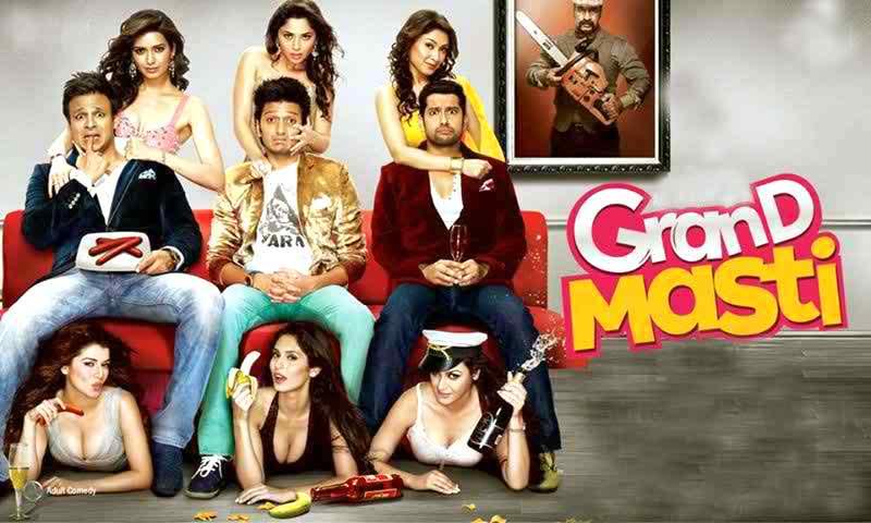 grand masti film download