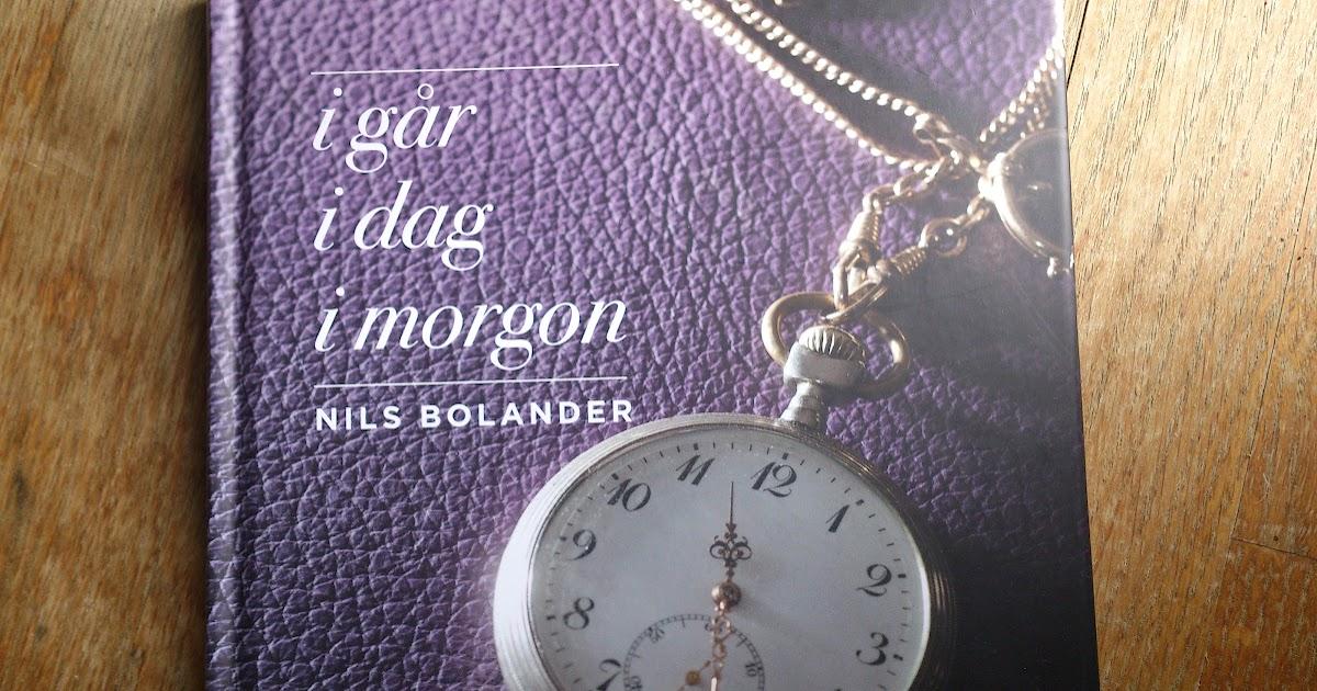 Hedvigs bokhylla i går idag i morgon av Nils Bolander