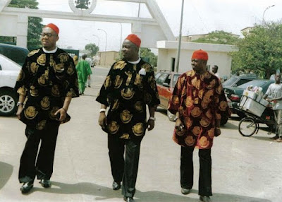 "Identity crisis in Nigeria: See what a guy wrote on Facebook ""Igbo Vs Delta-Igbo"""