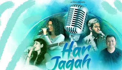 Har Jagah Lyrics and video  Nidhi Wagle  Nandini Sharma  #Lyricstones