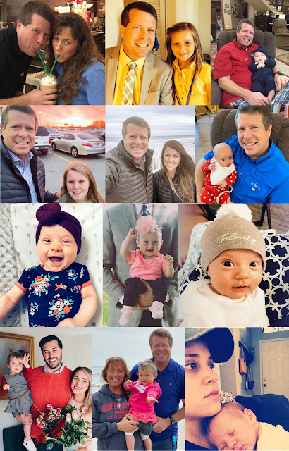 Felicity Vuolo and Jim Bob Duggar