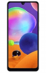 Firmware Samsung Galaxy A31 SM-A315G XID