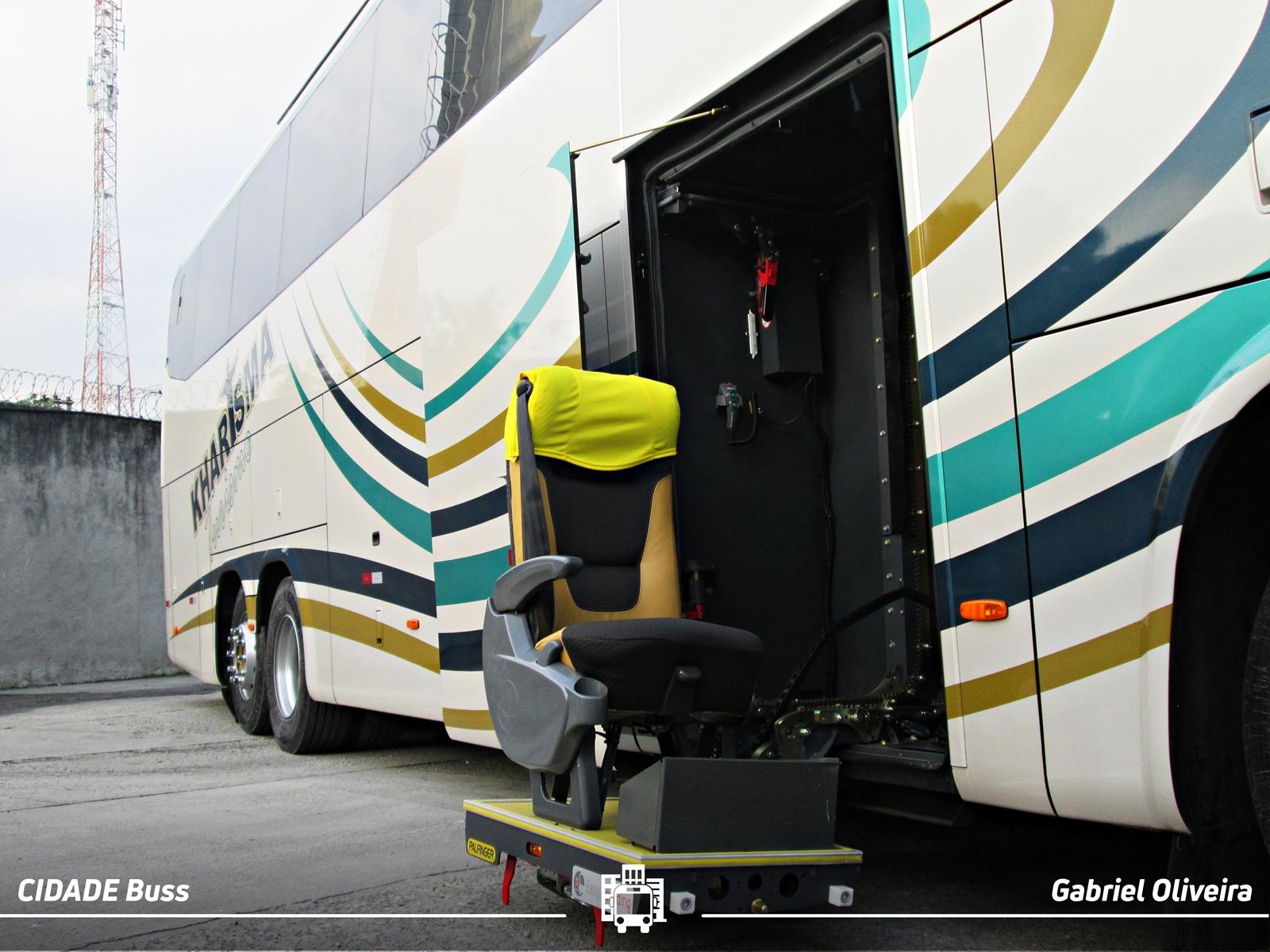 Elevador Para Cadeirante Rodoviário