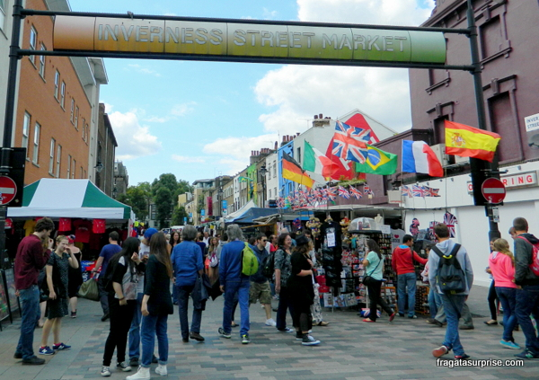 Mercado de Camden Town
