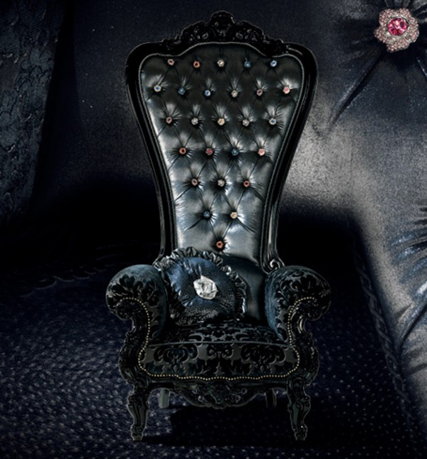 How To Make A Queen Throne Chair Recaro Office Philippines Offmag: The Armchair By Caspani