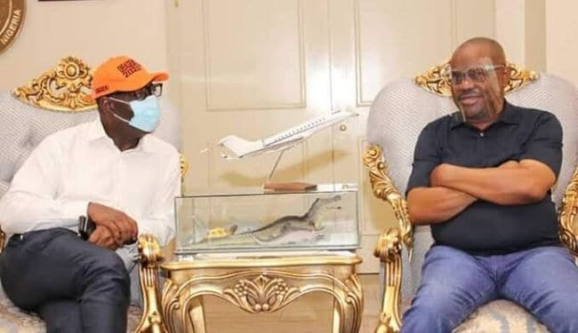 Trouble in PDP as Wike pulls out of Edo Governorship project