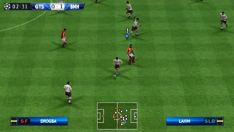 PES PSP Game ISO Download