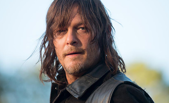 Daryl en el 6x14 de 'The Walking Dead'