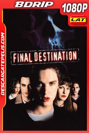 Destino Final (2000) 1080P BDRIP Latino – Ingles