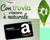 Logo Con Truvia vincere è naturale ! gratis in palio 500 buoni Amazon