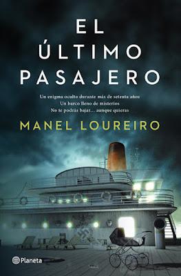 El último pasajero - Manel Loureiro (2013)