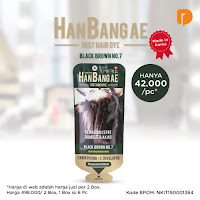 Dusdusan HanBang AE Black Brown No.7 (Set of 12) ANDHIMIND