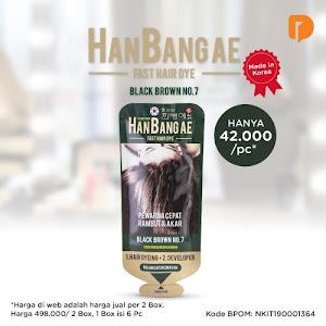 HanBang AE Black Brown No.7 (Set of 12)