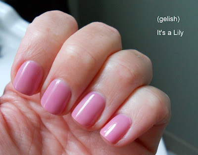 Smitten In Cleveland Shellac Fedora Amp Gelish Passion It S A Lily
