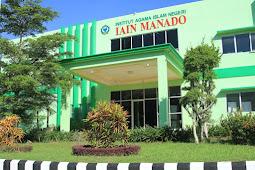 Jurusan dan Daya Tampung SPAN-PTKIN Institut Agama Islam Negeri Manado (IAIN Manado)