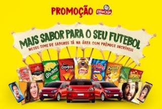 Promoção Elma Chips 2018 Futebol Mais Sabor Prêmios Participar