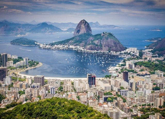 Lugares de interes turistico de Rio de Janeiro