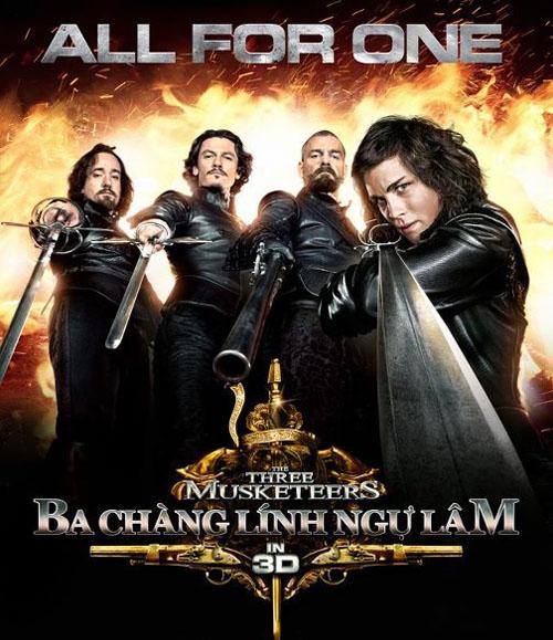 Ba Chàng Lính Ngự Lâm - The Three Musketeers (2011)