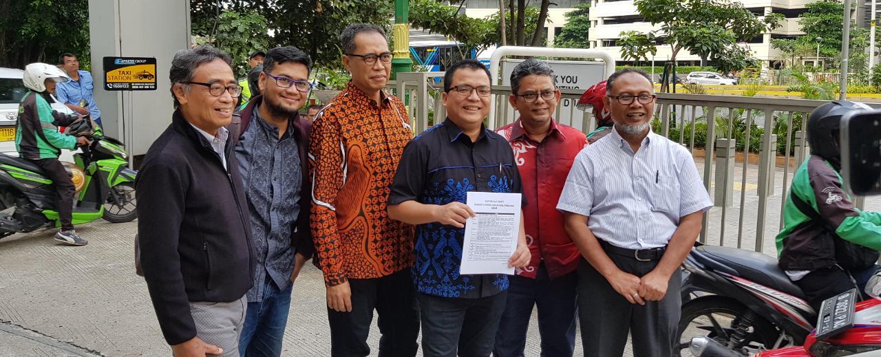 Tim Kuasa Hukum Prabowo-Sandi Kembali Ungkap Fakta Mencengangkan Soal Gugatan Pilpres