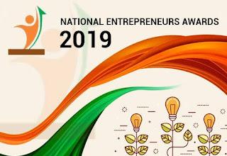National Entrepreneurship Awards 2019