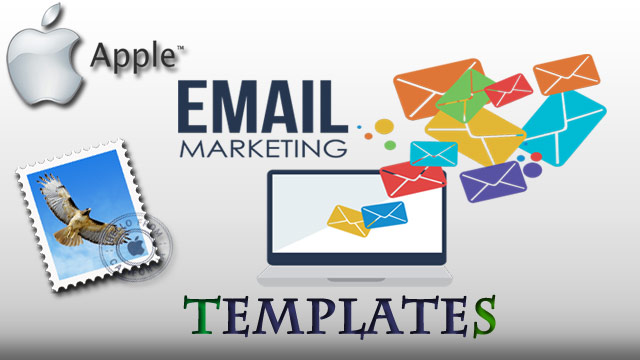 Apple mail templates download