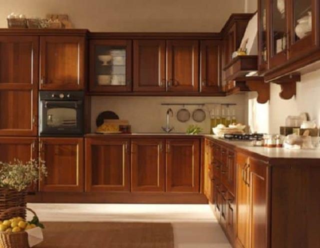 Cocina y reposteros decoraci n fotos y videos de las - Cocinas de madera modernas ...