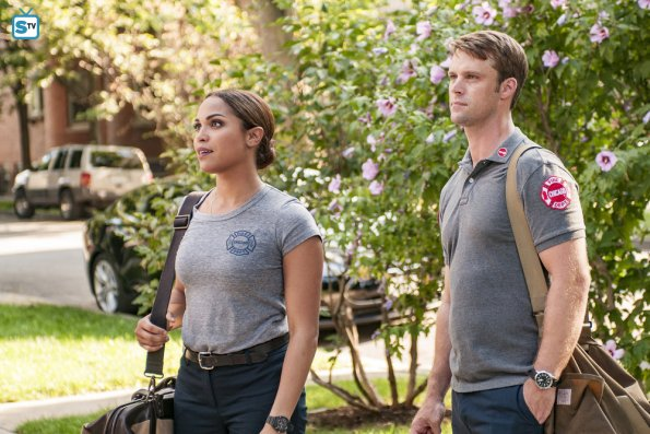 Chicago Fire - Episode 5.01 - The Hose or the Animal - Press Release & Promotional Photos
