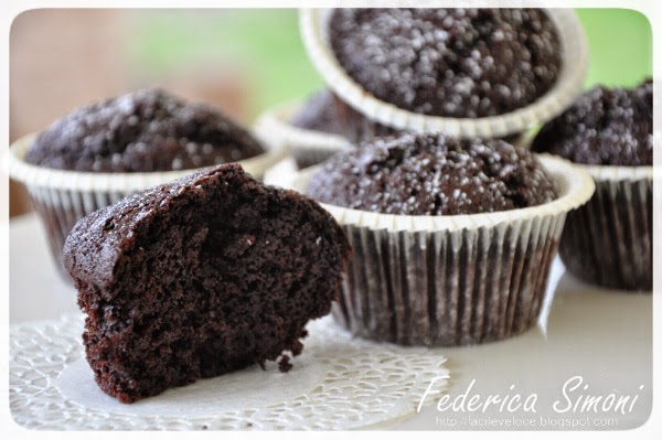 Ricette Facili E Veloci Muffin Al Cacao Sofficissimi
