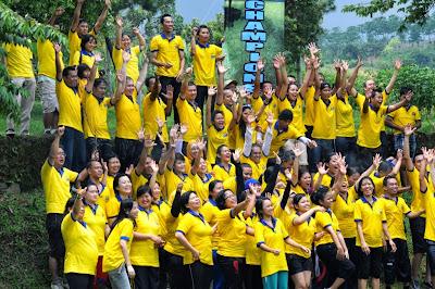 Paket Famiy Gathering Outbound Bogor Puncak
