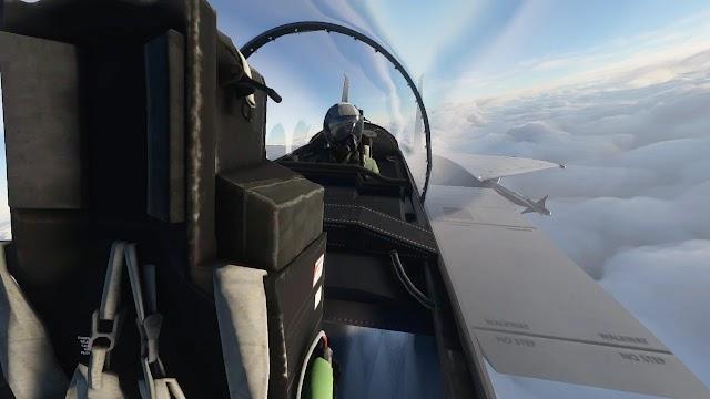 Microsoft Flight Simulator'e Gelecek F-15 Modellemesinin Yayın Tarihi Belli Oldu
