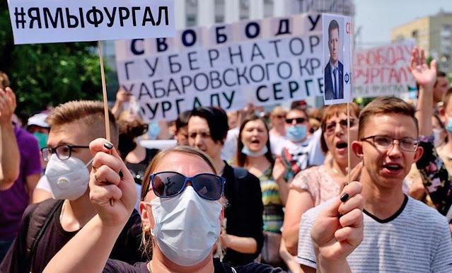 Жители Хабаровска не готовы принять нового губернатора