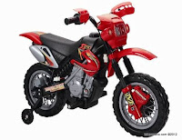 5 Motor Mainan Aki JUNIOR JT014 Motocross