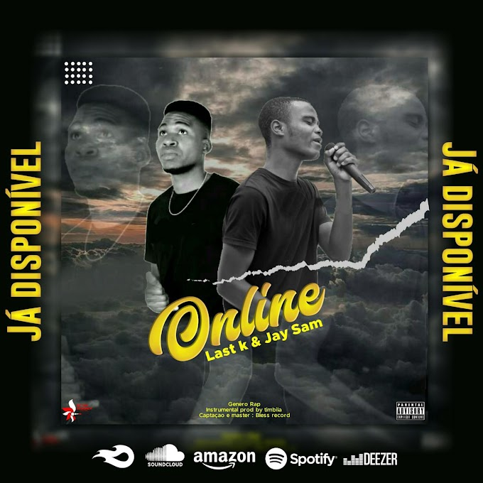 Last K feat. Jay Sam - Online (Prod. Bless Record) 2021   Download Mp3