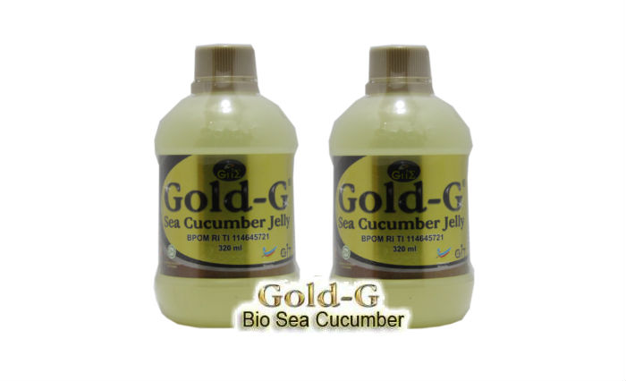 Jelly gamat gold G 320ml
