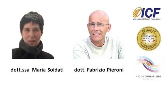 Maria Soldati e Fabrizio Pieroni, Coach e Counselor