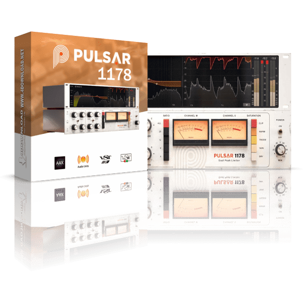Pulsar Audio 1178 v1.0.8 Full version