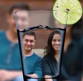 Saina and Aamir Khan