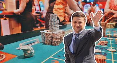 Зеленський підписав скандальний закон про легалізацію грального бізнесу