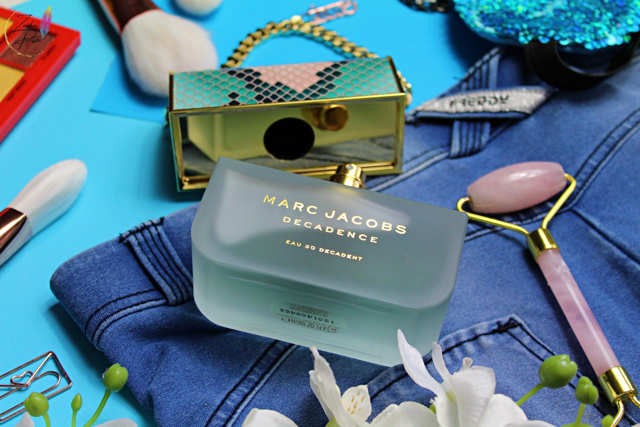 Marc Jacobs Eau So Decadent - woda toaletowa dla kobiet
