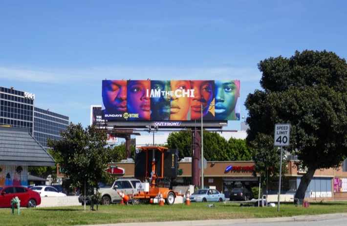 Chi season 2 billboard