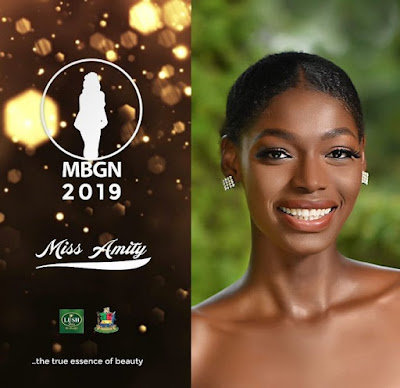 MBGN2019; Miss Rivers, Nyekachi Douglas wins most Beautiful Girl in Nigeria 2019