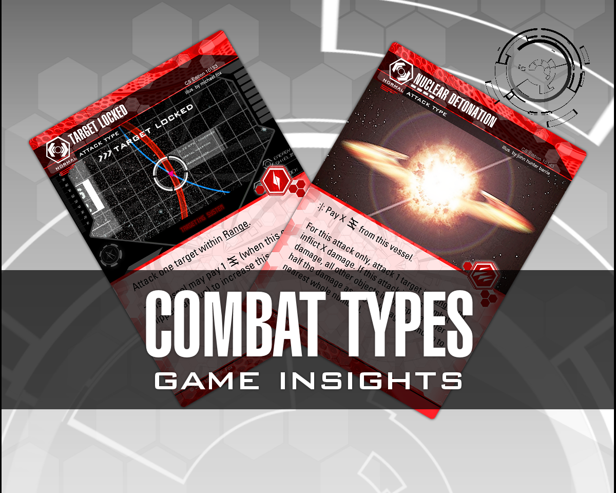 Dog Fight: Starship Edition Insights Combat Types