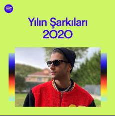 Yılın Şarkıları 2020 (spotify) Tek Link indir