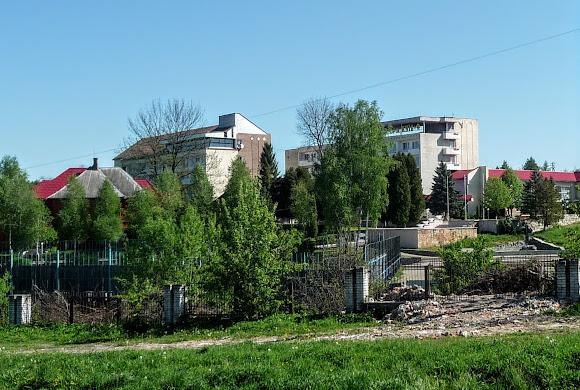 Баня Лисовицька. Санаторій Київ