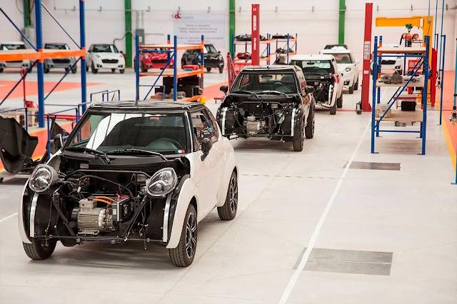 México tiene gran potencial  para producir autos eléctricos
